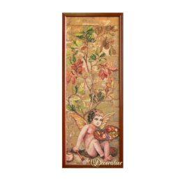 Амур (26*75 см) — картина в багете