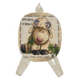 Бараш (35х33 см) — рюкзак декоративный