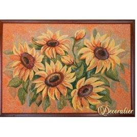 Цвет солнца (76*52 см) — картина в багете