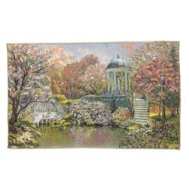 Дыхание весны (82*48 см) — салфетка декоративная