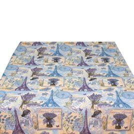 Французская лаванда (150х120 см) — скатерть декоративная