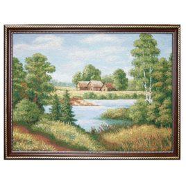 Июль (51х37 см) — картина в багете