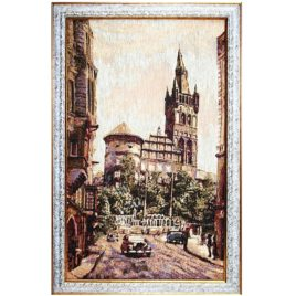 Кёнигсберг (53х33 см) — картина в багете