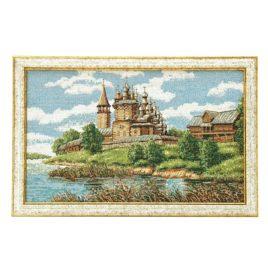 Кижи (54х34 см) — картина в багете