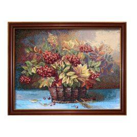 Краски осени (51х40 см) — картина в багете