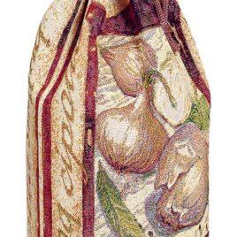 Лук (25х40 см) — мешочек декоративный