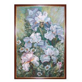 Нежность (54х80 см) — картина в багете