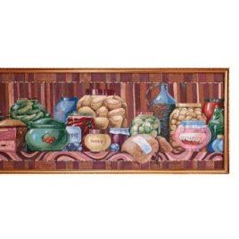 Погребок (120*50 см) — картина в багете