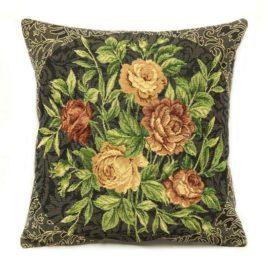 Ретро розы (38х38 см) — наволочка декоративная