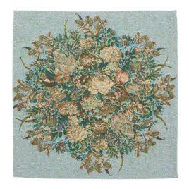 Весенняя рапсодия (38х38 см) — салфетка декоративная
