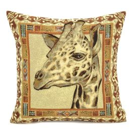 Жираф (50х50 см) — наволочка декоративная