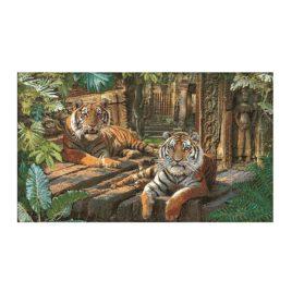 Зов джунглей (92*54 см) — гобелен без рамки