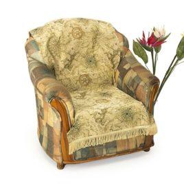 Азимут (70х160 см) — накидка на кресло