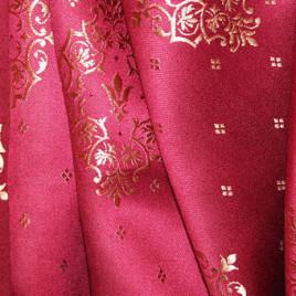 Екатерина (бордо) — ткань портьерная