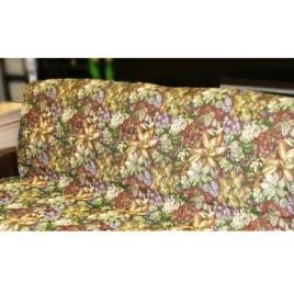 Каменный цветок (250*220 см) — покрывало декоративное