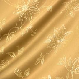 Корица (золото) — ткань портьерная
