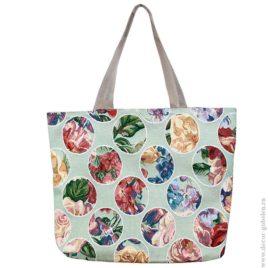 Ля флёр (47х39 см) — сумка декоративная