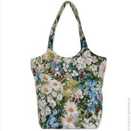 Матрикария (33х40 см) — сумка декоративная