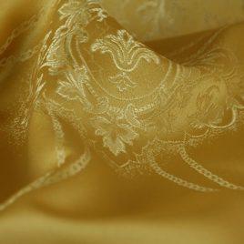 Медальон (золото) — ткань портьерная