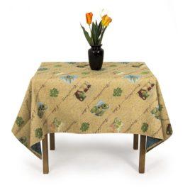 Олива (150х120 см) — скатерть декоративная