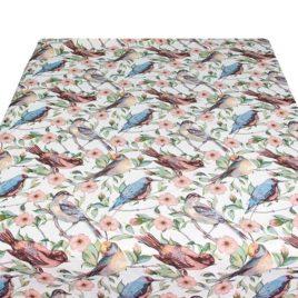 Птички (150х100 см) — скатерть декоративная