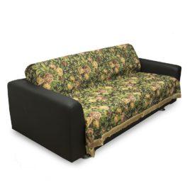 Ретро розы (220х160 см) — накидка на диван