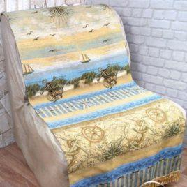 Вояж (70х160 см) — накидка на кресло