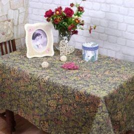 Винтаж (150х160 см) — скатерть гобеленовая