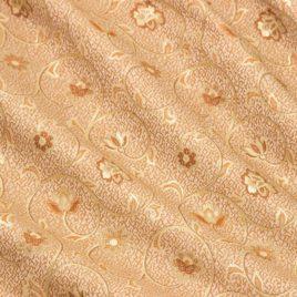Арабески (беж5) — ткань портьерная