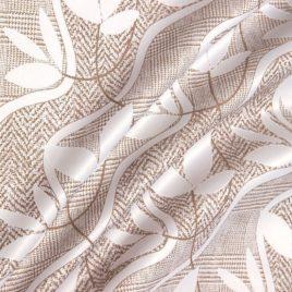 Ателье (беж) — ткань портьерная