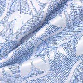 Ателье (голубой) — комплект штор