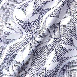 Ателье (чёрный) — ткань портьерная