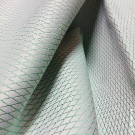 Сеточка (зелёный) 145х280 см — комплект штор