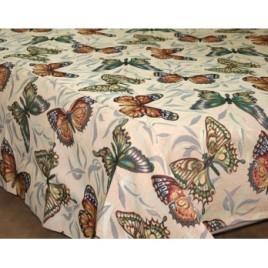 Бабочки (150х160 см) — скатерть декоративная