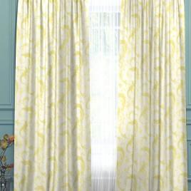 Амалия (белый) 145х280 см — комплект штор