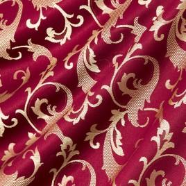 Амалия (бордо) — ткань портьерная