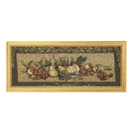 Дары лета (66х26 см) — картина в багете