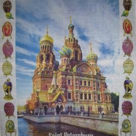 Фаберже Санкт-Петербург (50х70 см) — салфетка декоративная