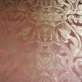 Корона (шоколад) — ткань портьерная