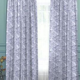 Кружево (белый3) 145х280 см — комплект штор