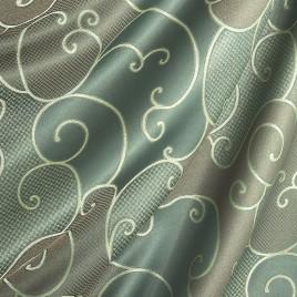 Завиток (морская волна) — ткань портьерная