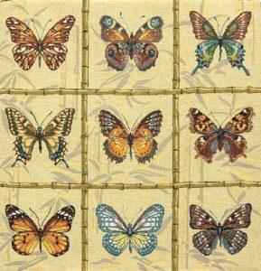 Коллекция бабочек 2
