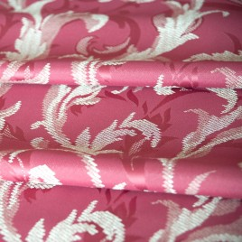 Раут (бордо) — ткань портьерная
