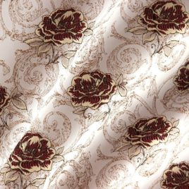 Серенада (белый3) 145х280 см — комплект штор