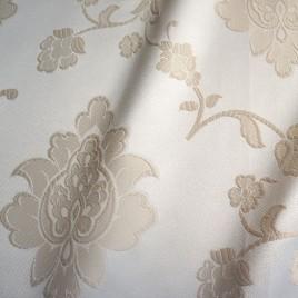 Анабель (белый) — ткань портьерная