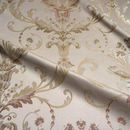 Антуанетта (беж4) — ткань портьерная