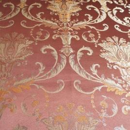 Антуанетта (шоколад) — ткань портьерная