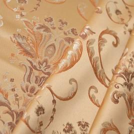 Антуанетта (золото) — ткань портьерная