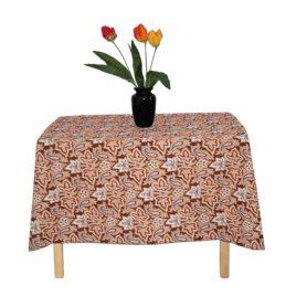 Арабески (бордо) 150х160 см — скатерть декоративная