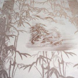 Бамбук (беж) 145*280 см — комплект штор